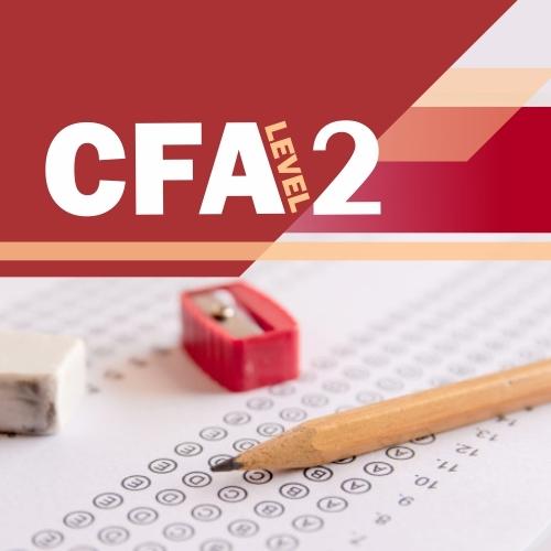 جمعبندی نکته و تست ويژه آزمون سطح دو CFA   کاندیدای آزمون CFA   گروه مالی شریف