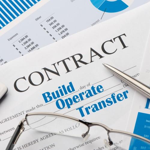 قراردادهای BOT | گروه مالی شریف | دوره آشنایی با قراردادهای BOT و مدیریت آن