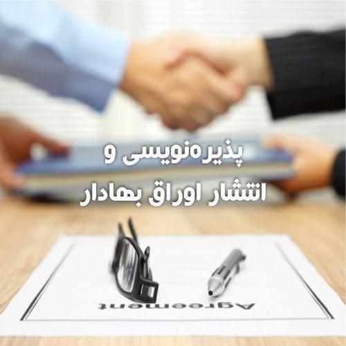 پذیرهنویسی و انتشار اوراق بهادار | گروه مالی شریف | تأمین مالی از طریق انتشار اوراق بهادار