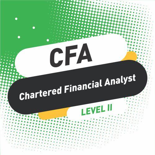 دوره CFA سطح دو | گروه مالی شریف | به همراه اعطای گواهینامه رسمی دوره