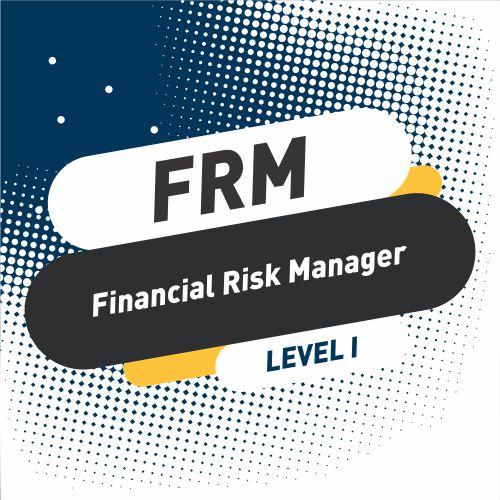 آمادگی آزمون FRM | گروه مالی شریف | مدیریت ریسک مالی با رویکرد آمادگی آزمون FRM