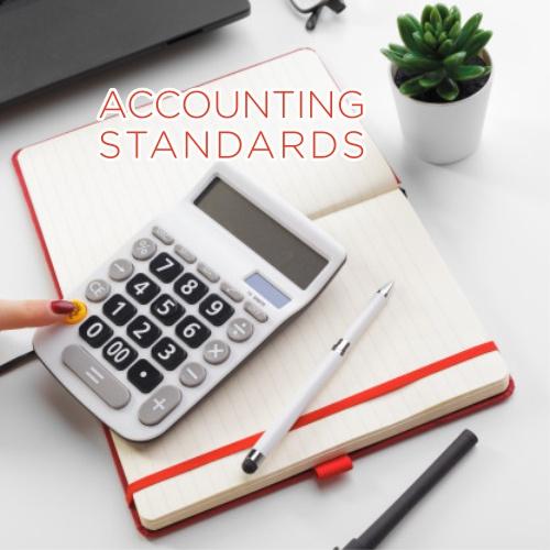 استانداردهای جدید حسابداری | گروه مالی شریف | استانداردهای حسابداری