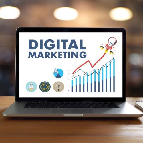 دیجیتال مارکتینگ | گروه مالی شریف | Digital Marketing