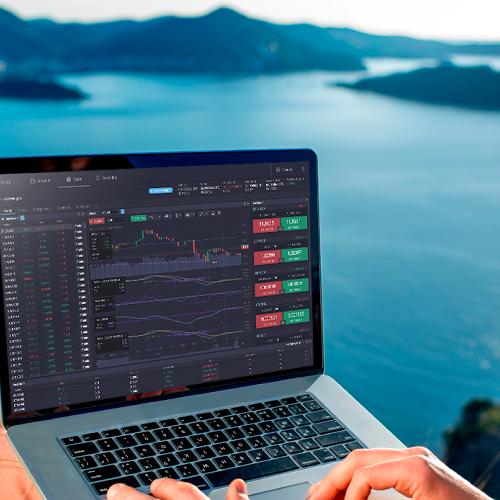 معاملهگری بر مبنای تحلیل تکنیکال | گروه مالی شریف | مقدماتی تا پیشرفته تکنیکال