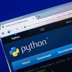 برنامهنویسی به زبان پایتون (آنلاین)