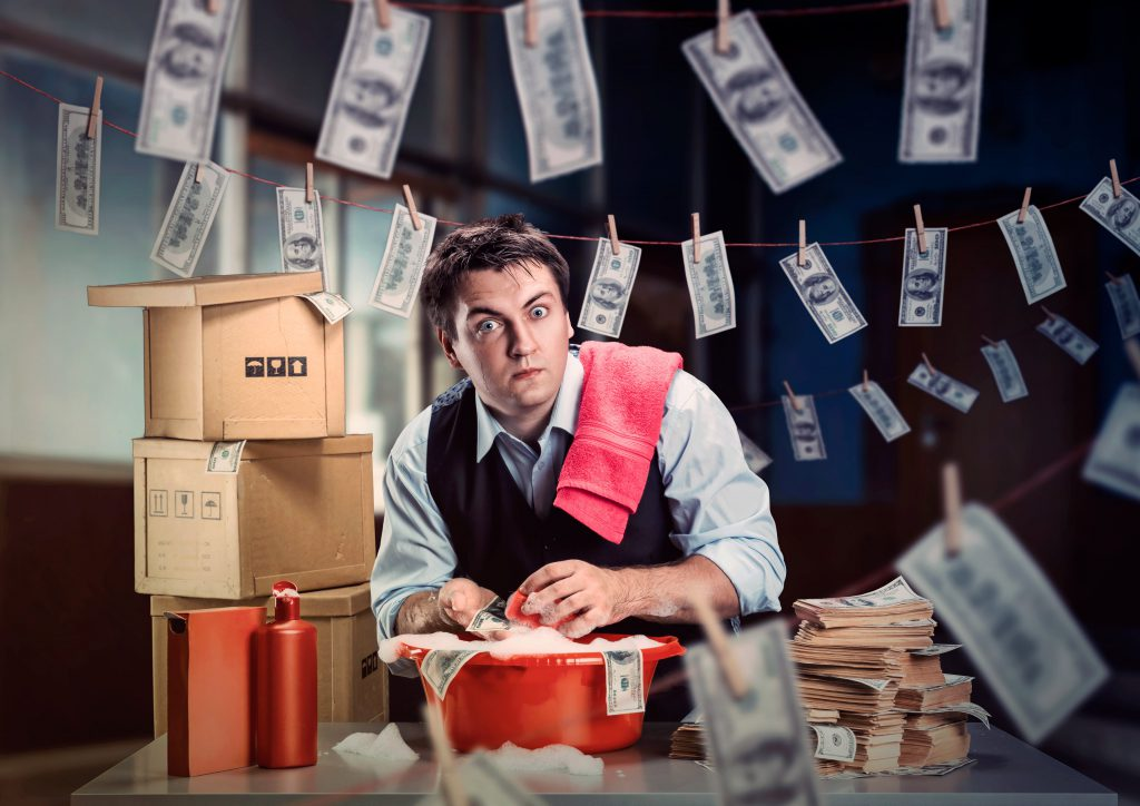پولشویی چیست؟   گروه مالی شریف   پولشویی چگونه عمل میکند؟   مراحل پولشویی